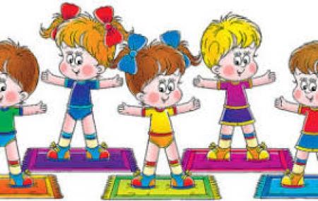 Gimnastyka Przedszkolaka