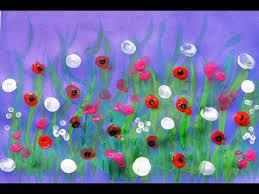 Malowana łąka