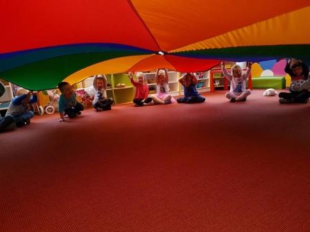 Dzień Dziecka w przedszkolu!