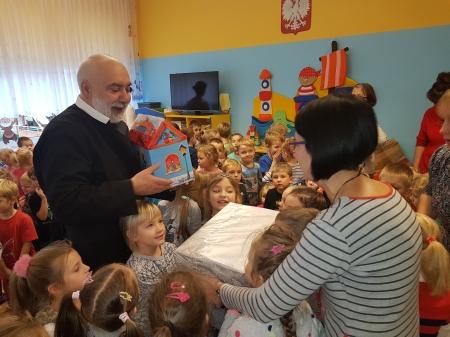 WIZYTA KSIĘDZA Z UKRAINY