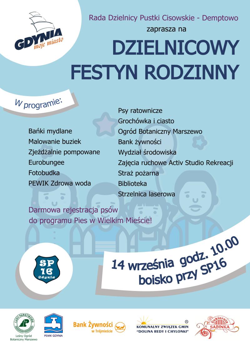 FESTYN 14 WRZEŚNIA 2019